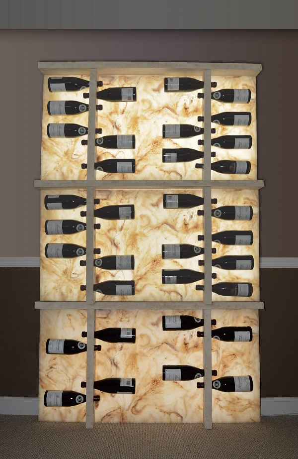wine rack lighting. Modular-wine-rack-stacked-1-600 Wine Rack Lighting