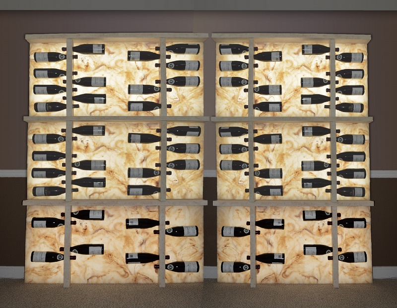 Excellent Modular Wine Rack Interior Design Ideas Tzicisoteloinfo